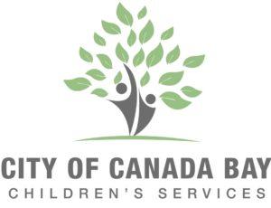 city of canada bay children services logo