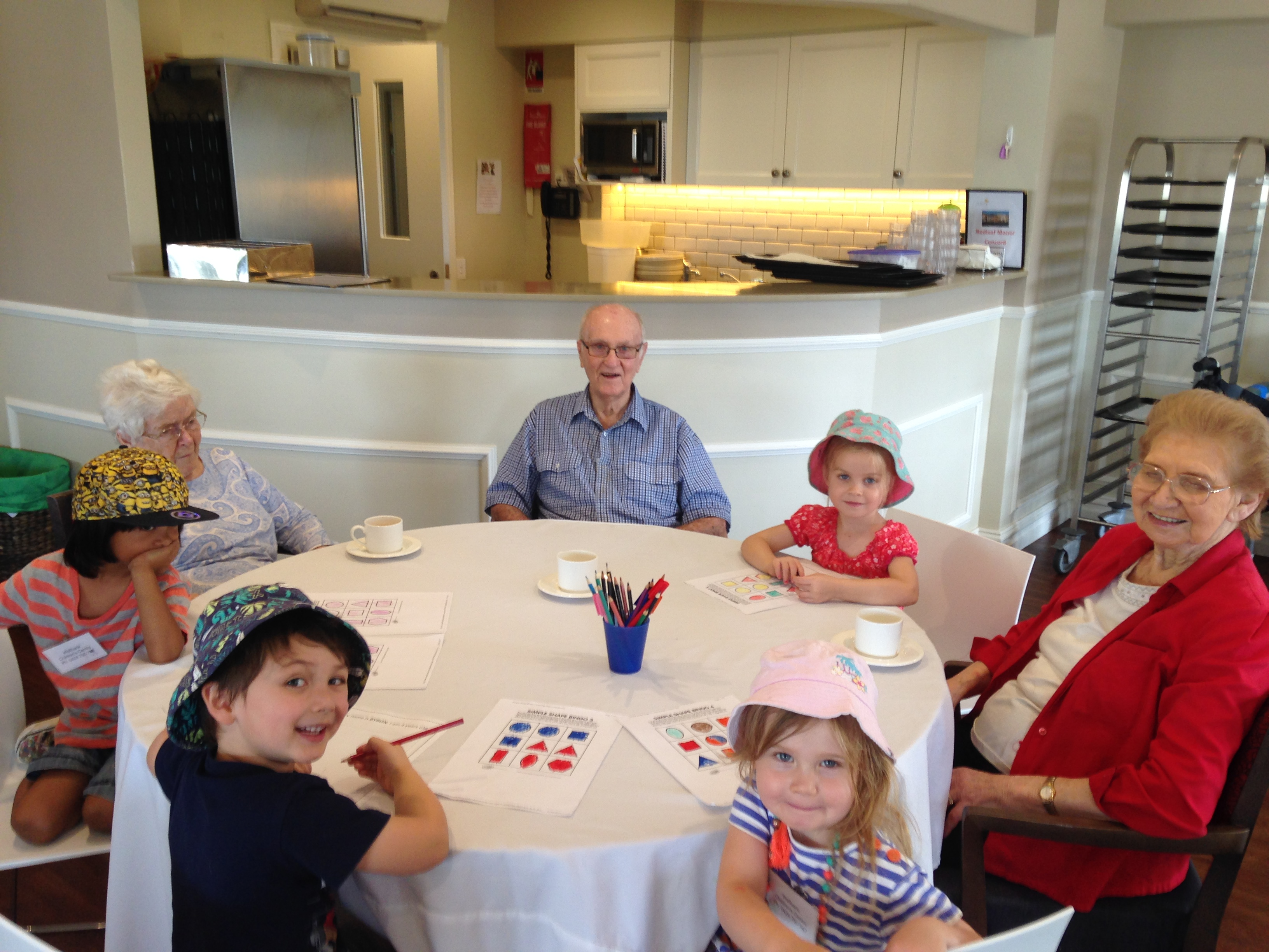 Intergenerational Connection