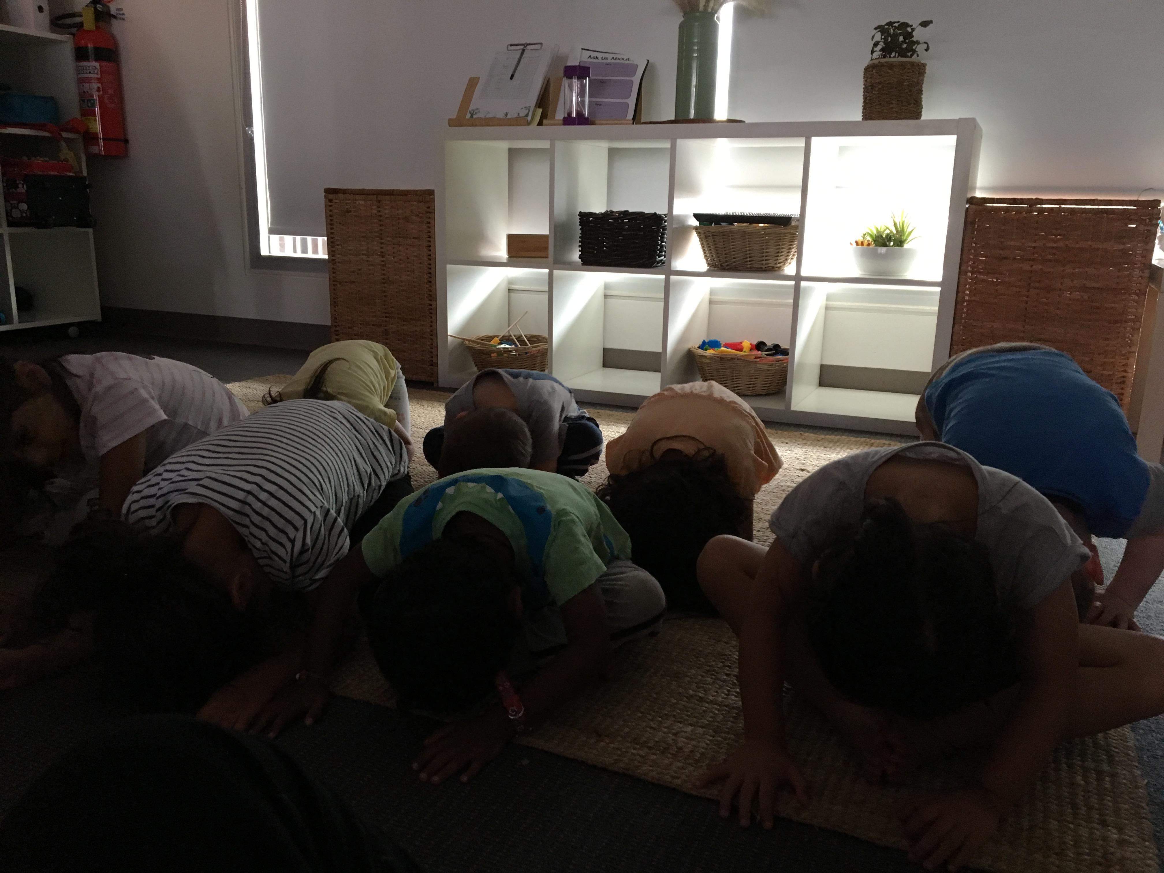 Yoga Classes at Victoria Avenue Children's Centre