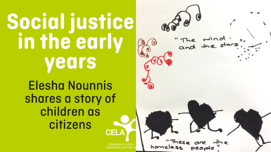 """Children as citizens – social justice in the early years"". Amplify Article"